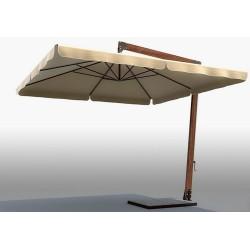Зонт с боковой опорой 3x3