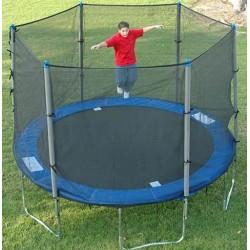 Батут dfc trampoline fitness с сеткой