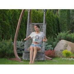Подвесное кресло качели ИНКА  (с подушкой)