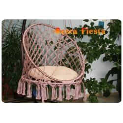 Подвесное кресло качели ARUBA с подушкой
