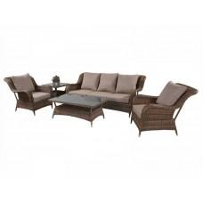Комплект плетеной мебели для сада TRIUMPH