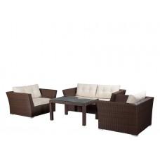 Комплект садовой мебели YALTA из искусственного ротанга
