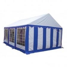 Тент шатер 3x6 м  синий
