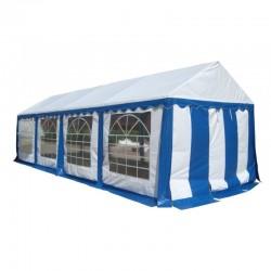 Шатер павильон 3x8 м  синий