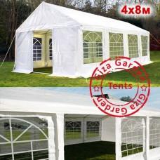 Шатер павильон 4х8 м белый