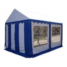 Шатер павильон 3x4 м синий