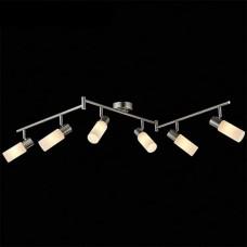 Трековая система Eurosvet Мэдиссон 20043/6 сатин-никель