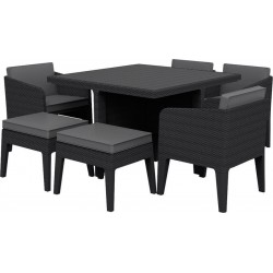 Комплект мебели Columbia set 7 pcs