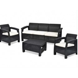 Комплект уличной мебели  Corfu Triple Set