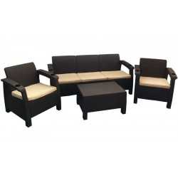 Комплект уличной мебели Yalta Terrace Set Max