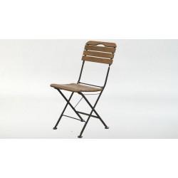Стул-кресло без подлокотников