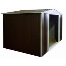 Металлический сарай Barnas3x2м