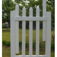 Калитка, ворота и комплект монтажный