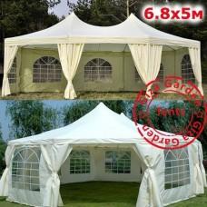 Восьмиугольный шатер 5Х6.8 м