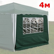 Комплект стенок 3х4м зеленый