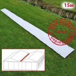Водослив для шатров павильонов 15м