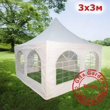 Шатер Пагода 3х3м белый