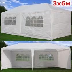 Садовый шатер 3х6 denver  белый