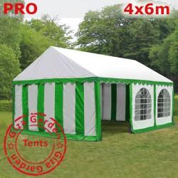 Шатер  4х6 Pro зеленый
