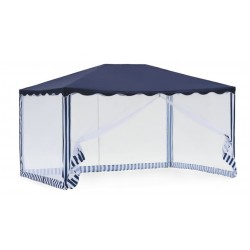 Садовый тент шатер с москитной сеткой (Green Glade 1038) 3х4м
