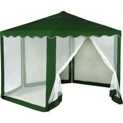 Садовый тент шатер с москитной сеткой (Green Glade 1003)