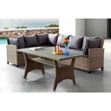 Комплект садовой мебели Сильва