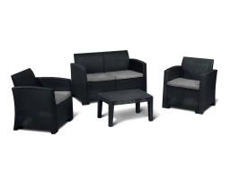 Комплект мебели из искусственного ротанга IDEA LIFE 4