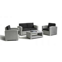 Комплект мебели из искусственного ротанга  IDEA LUX 4