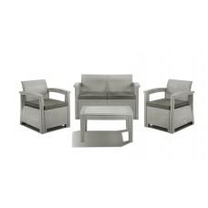 Комплект мебели из искусственного ротанга IDEA SOFT 4