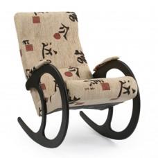 Кресло-качалка, Модель 3. Комфорт