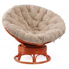 Кресло-качалка Papasan Swivel. Ротанг