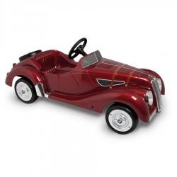 Детский электромобиль BMW (БМВ) с электрическим мотором 6V