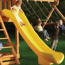 Горка Super Scoop Slide Yellow