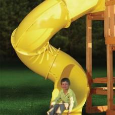 Горка Super Tube Slide Yellow