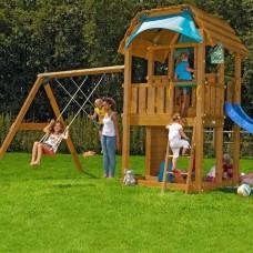 Детские городки Jungle Barn+SwingModule Xtra