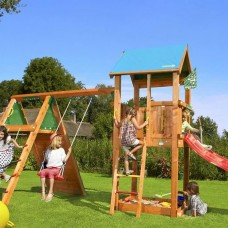 Детские городки Jungle Castle+Climb Module Xtra