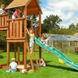 Детские городки Jungle Palace