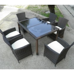 Комплект мебели КМ 1312 (коричневый)