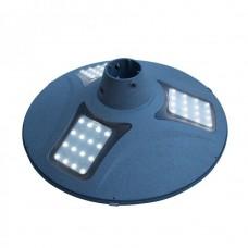Светильник на солнечной батарее KM7004