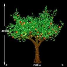"LED-Дерево "" Яблоня"" высота 3.2м"