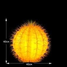 Кактус светодиодный диаметр 40см