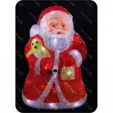 "2D-LED Фигура ""Дед Мороз"", 30.5 см"