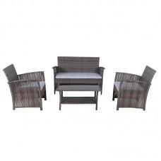Набор мебели Йорк, 2 кресла, диван, стол