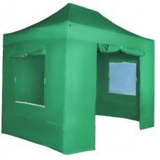 Быстросборный тент 4321 3х2м зеленый
