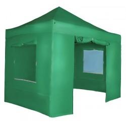 Быстросборный тент 4331 3х3м зеленый