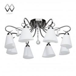 Потолочная люстра MW-Light Нежность 356017508