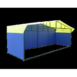 Торговая палатка «Домик» 6х2 К