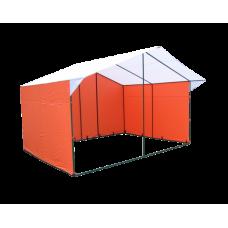 Торговая палатка «Домик» 4х3 К
