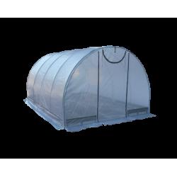 Теплица «Жемчужинка» 8х3 под сотовый поликарбонат