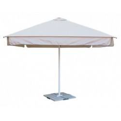 Зонт квадратный 2,5х2,5 м (4) стальной каркас